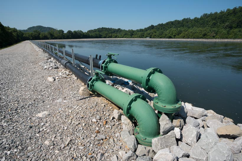 Barbourville utility Commission waste water treatment
